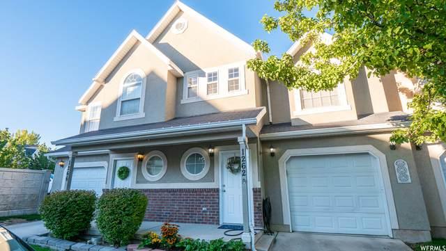 1262 W Bridalwood Loop N, Lehi, UT 84043 (#1771381) :: Doxey Real Estate Group