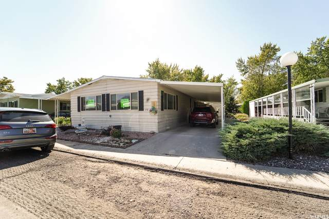 3800 S 1900 W #174, Roy, UT 84067 (#1771382) :: Colemere Realty Associates