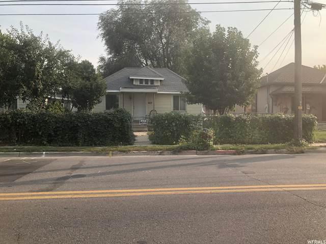 607 W Wasatch St S, Midvale, UT 84047 (#1771385) :: Bustos Real Estate | Keller Williams Utah Realtors