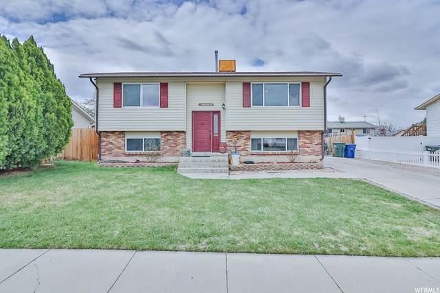 4348 S Wildrose Dr W, West Valley City, UT 84120 (#1771386) :: Bustos Real Estate   Keller Williams Utah Realtors