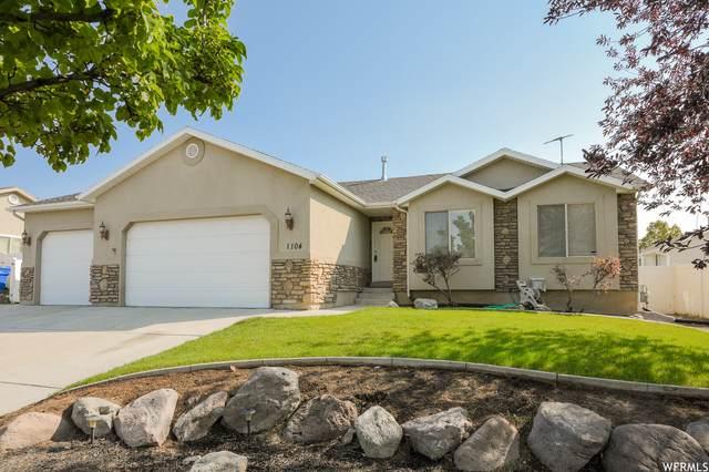 1104 N 1200 E, Lehi, UT 84043 (#1771393) :: Utah Dream Properties