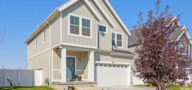 368 E Blackcreek Ln S, Saratoga Springs, UT 84045 (#1771405) :: Colemere Realty Associates