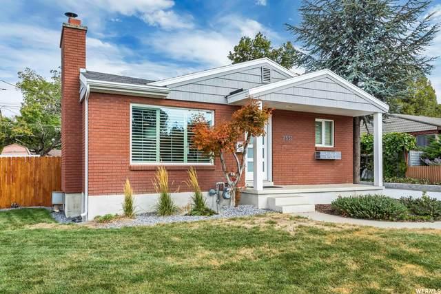 2551 E Gregson Ave S, Salt Lake City, UT 84109 (#1771406) :: Utah Dream Properties