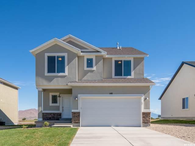 8654 W Beckville Dr N #263, Magna, UT 84044 (#1771413) :: Utah Dream Properties