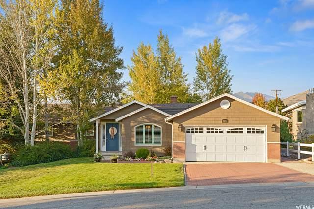 3481 E Ceres Dr, Millcreek, UT 84124 (#1771422) :: Utah Dream Properties