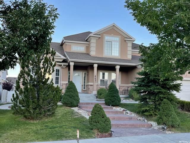 4421 S Valle Verde Dr, West Valley City, UT 84128 (#1771429) :: Utah Dream Properties