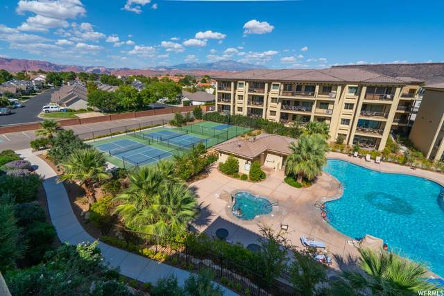 1111 S Plantations Dr #404, St. George, UT 84770 (#1771449) :: goBE Realty
