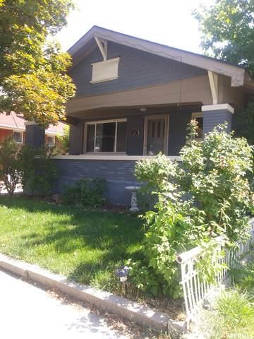 528 E Hollywood Ave S, Salt Lake City, UT 84105 (#1771455) :: Utah Dream Properties