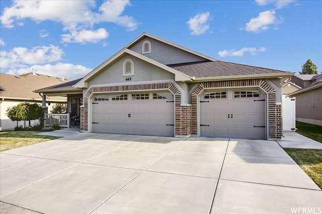 662 N 475 W, Kaysville, UT 84037 (#1771463) :: Utah Dream Properties