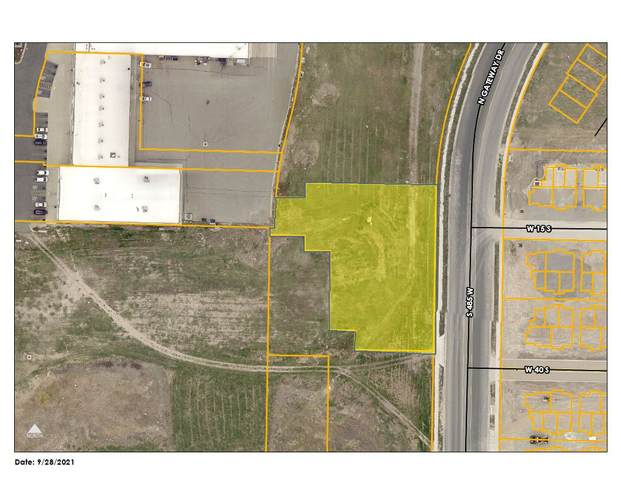 21 S Gateway Dr W #2, Providence, UT 84332 (#1771467) :: Colemere Realty Associates
