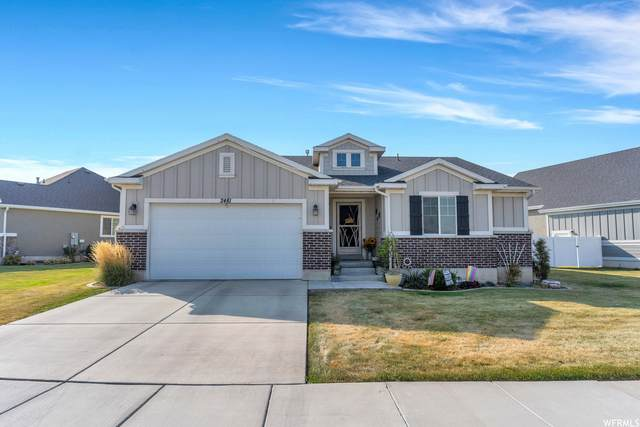 2481 N Hooded Crane Cir, Clearfield, UT 84015 (#1771479) :: Utah Dream Properties