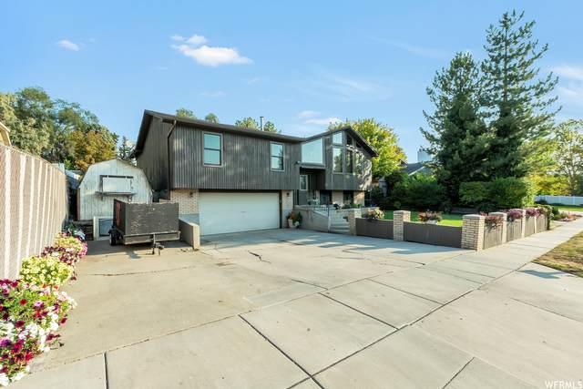 1140 W Turnberry Way, Salt Lake City, UT 84123 (#1771486) :: Utah Dream Properties