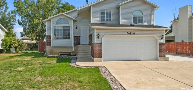 5414 S 3400 W, Roy, UT 84067 (#1771492) :: Utah Dream Properties
