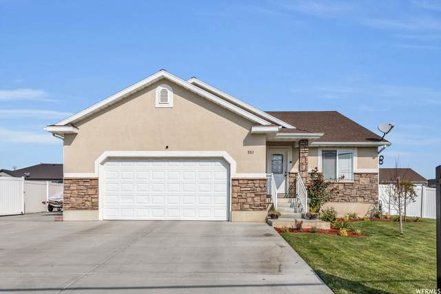 882 W 600 S, Tremonton, UT 84337 (#1771523) :: Utah Dream Properties