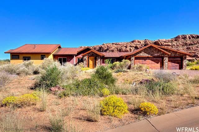 4123 E Heather Ln, Moab, UT 84532 (#1771525) :: Utah Dream Properties