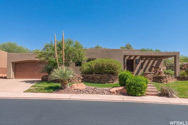 3052 N Snow Canyon Pkwy #114, St. George, UT 84770 (#1771535) :: Pearson & Associates Real Estate