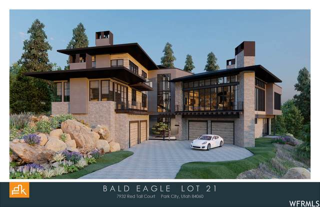 7932 Red Tail Ct, Park City, UT 84060 (#1771572) :: The Fields Team