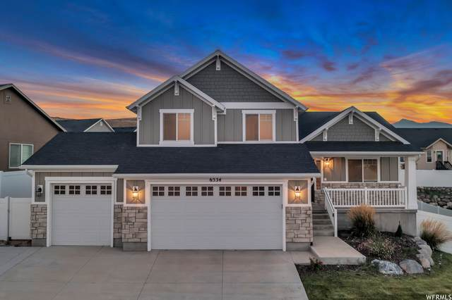 6534 S Silhouette Ln W #273, West Valley City, UT 84081 (#1771573) :: Colemere Realty Associates
