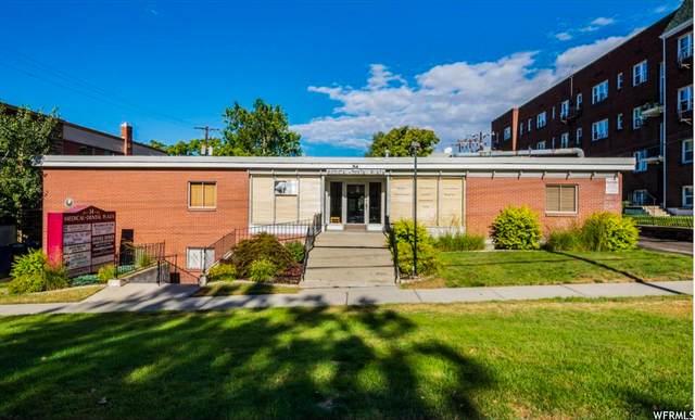 34 S 500 E #207, Salt Lake City, UT 84102 (#1771589) :: Doxey Real Estate Group