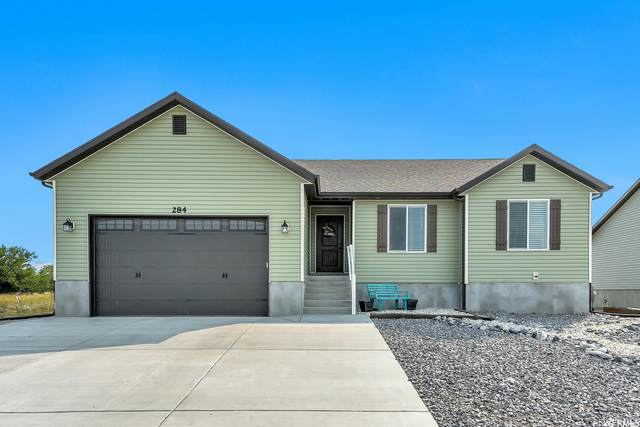 284 E Carly Dr, Grantsville, UT 84029 (#1771603) :: Exit Realty Success