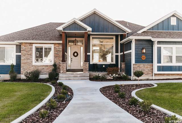 435 S 970 E, River Heights, UT 84321 (#1771629) :: Colemere Realty Associates