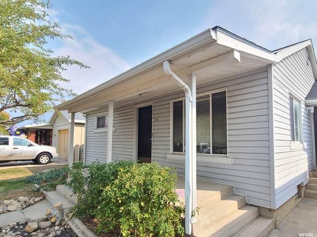 1488 N 1350 W, Provo, UT 84604 (#1771632) :: Pearson & Associates Real Estate
