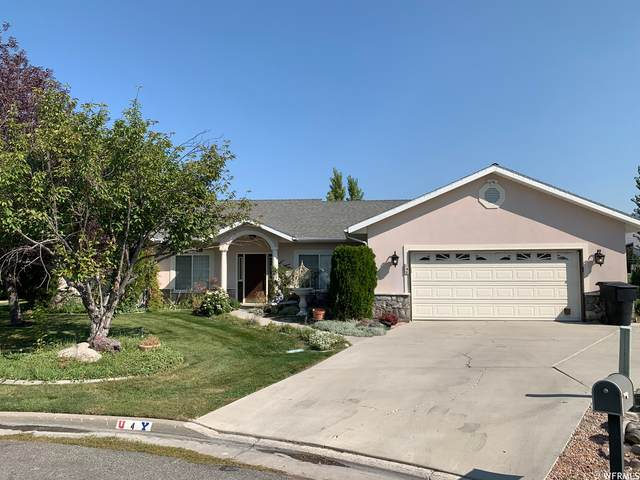 4 Lakeview, Stansbury Park, UT 84074 (#1771642) :: Colemere Realty Associates