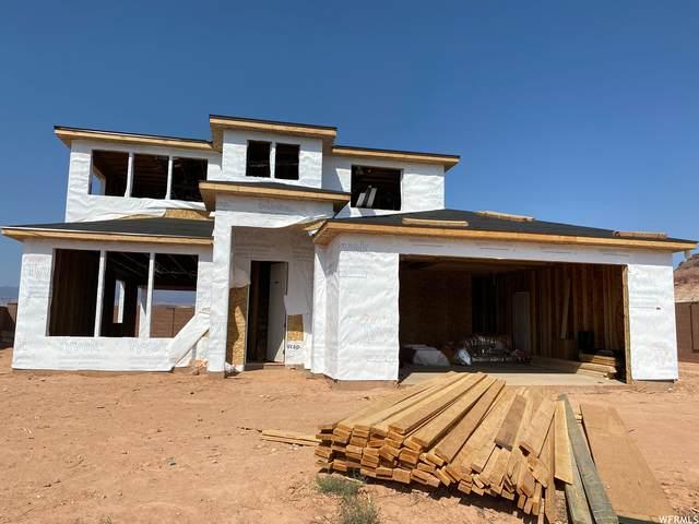 1163 E Cheyeene Way #67, Washington, UT 84780 (MLS #1771687) :: Lookout Real Estate Group