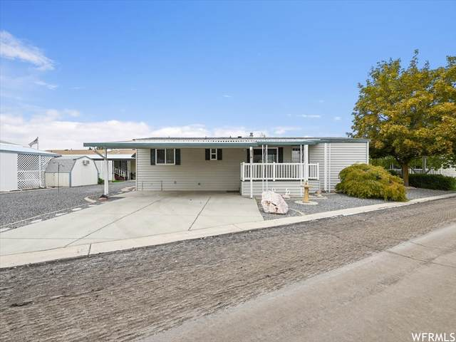 3800 S 1900 W #272, Roy, UT 84067 (#1771701) :: Colemere Realty Associates