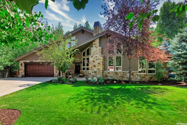 1625 Creek Side Ln, Park City, UT 84098 (#1771705) :: Colemere Realty Associates