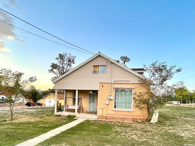 443 E 100 N, Mount Pleasant, UT 84647 (#1771743) :: Colemere Realty Associates