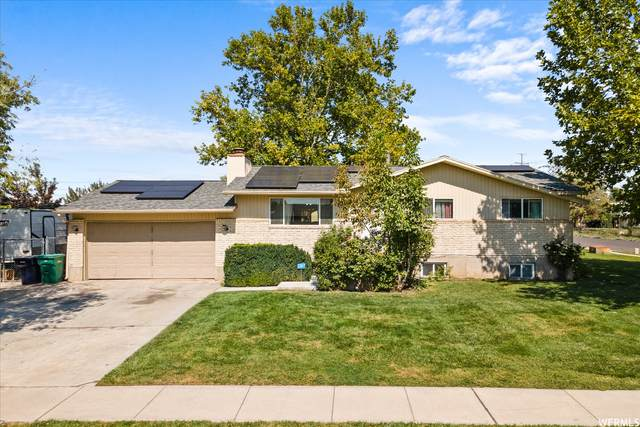 1360 W 750 S, Clearfield, UT 84015 (#1771751) :: Doxey Real Estate Group