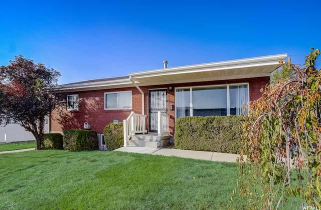 835 E Spring View Dr S, Salt Lake City, UT 84106 (#1771785) :: Bear Phelps Group