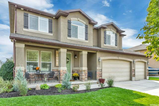 855 W Somerset Dr, North Salt Lake, UT 84054 (#1771786) :: Bustos Real Estate | Keller Williams Utah Realtors