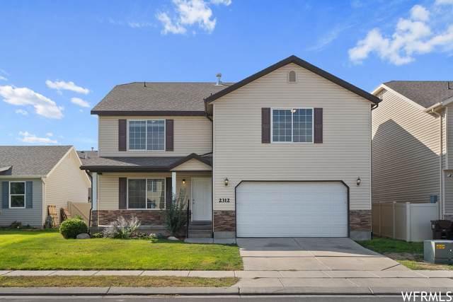 2312 E Hitching Post Dr #91, Eagle Mountain, UT 84005 (#1771842) :: Utah Dream Properties