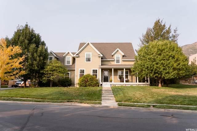 4114 W 9950 N, Cedar Hills, UT 84062 (#1771843) :: Doxey Real Estate Group