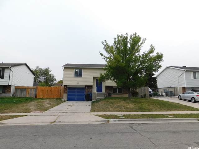3355 W 5585 S, Taylorsville, UT 84129 (#1771867) :: Colemere Realty Associates
