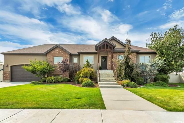 413 N 1060 W, Lehi, UT 84043 (#1771898) :: Colemere Realty Associates