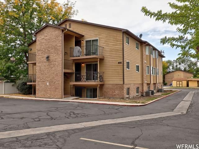 856 E Cedar Pine Ct #11, Salt Lake City, UT 84106 (#1771904) :: goBE Realty