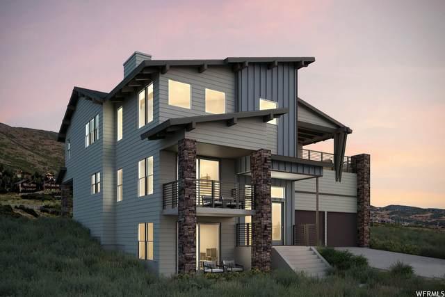 12877 N Belaview Way #32, Hideout, UT 84036 (MLS #1771961) :: Lookout Real Estate Group