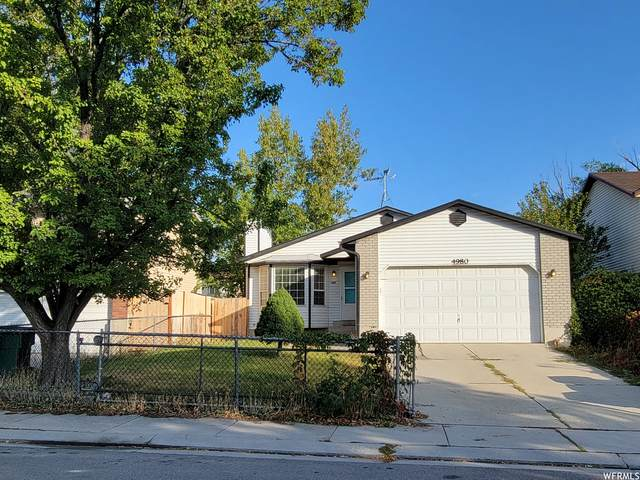 4980 W Shooting Star Ave, West Jordan, UT 84081 (MLS #1771981) :: Lookout Real Estate Group
