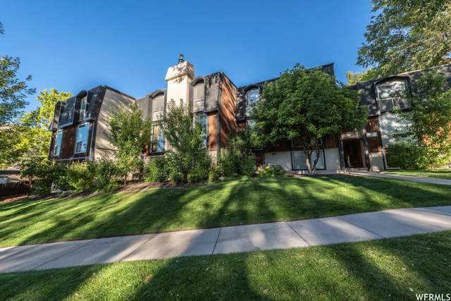 438 N Center St W #308, Salt Lake City, UT 84103 (#1772022) :: Utah Dream Properties