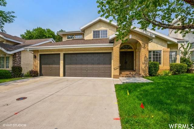2087 E Rainbow Point Dr, Holladay, UT 84124 (#1772027) :: Colemere Realty Associates