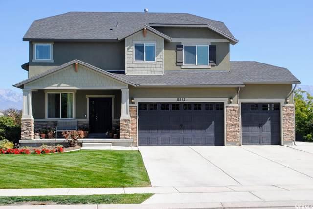 8512 North Stonebridge Ln, Eagle Mountain, UT 84005 (MLS #1772033) :: Lookout Real Estate Group