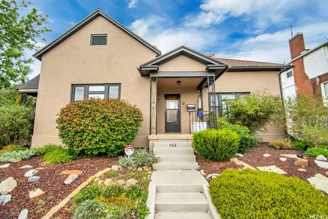 403 E 6TH Ave, Salt Lake City, UT 84103 (#1772068) :: Bustos Real Estate | Keller Williams Utah Realtors