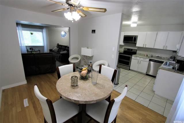 5493 W Cyclamen Cove Way S, West Jordan, UT 84084 (MLS #1772127) :: Lookout Real Estate Group