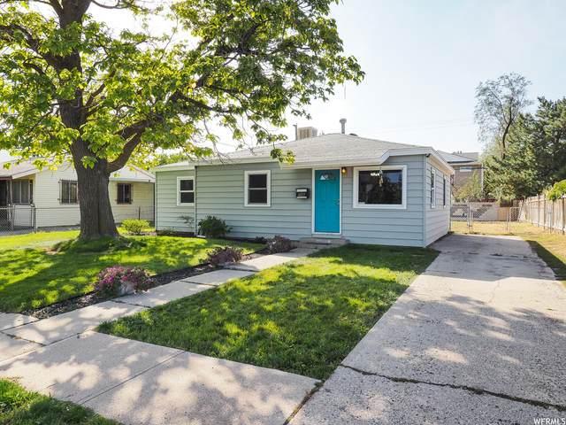 4077 W 5780 S, Salt Lake City, UT 84118 (#1772130) :: Utah Dream Properties