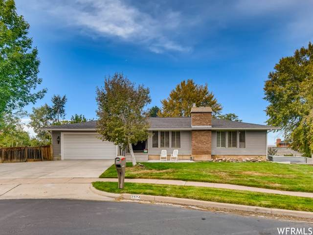 2574 S 75 W, Bountiful, UT 84010 (#1772175) :: The Perry Group