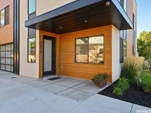 2477 S 700 E, Salt Lake City, UT 84106 (MLS #1772237) :: Lawson Real Estate Team - Engel & Völkers