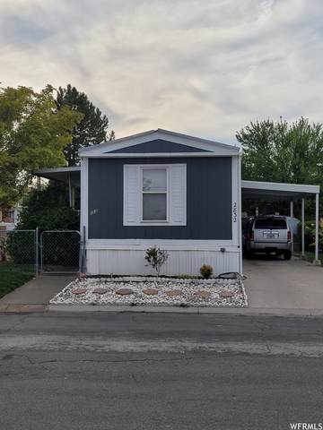 2832 S Victoria Park W #112, West Valley City, UT 84119 (#1772241) :: Bear Phelps Group